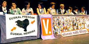 Etxerat reclama desde sus inicios la reagrupación de presos de ETA en el País Vasco. (Imagen: Etxerat)