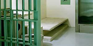Tipo de celda en la que vivirá Moussaoui (DLR).