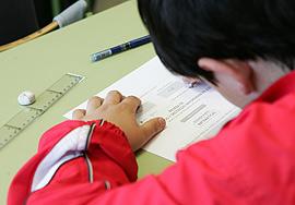 examen sexto primaria