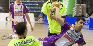 Rui Miguel, jugador del Valladolid
