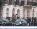 La casa de Alejandro Agag en Londres