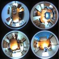 Imágenes recogidas por cuatro cámaras istaladas en la casa de los Roy