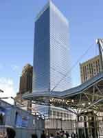 Hoy se ha inaugurado el primer edificio de la 'zona cero' de Nueva York. (Reuters)