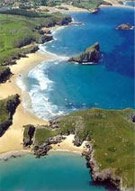 Asturias cuenta con, al menos, tres playas de agua limpia