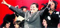 Perú brinda una segunda oportunidad a Alan García