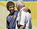 Torres, Ramos y Cesc