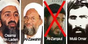 La cúpula de Al-Qaeda.
