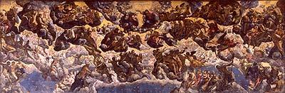 Tintoretto El Paraíso