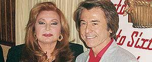 Rocío Jurado y Raphael en una imagen de archivo