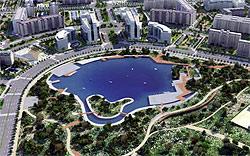 Parque del Lago, Valdebebas