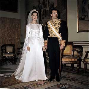 María del carmen Martínez Bordiú y el Duque de Cádiz ©Korpa