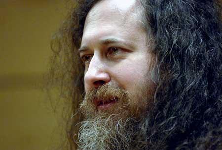 Richard M. Stallman (Javier Echezarreta / EFE)