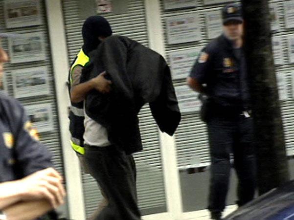 Detenciones ETA