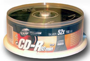Tarrina CD