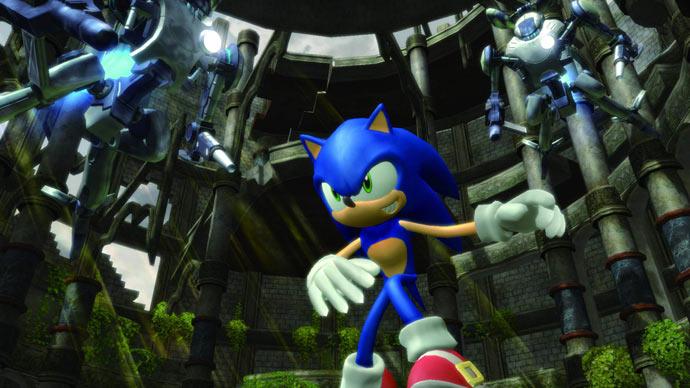 Sonic se estrenará en la 'nueva generación' con una aventura para Xbox 360 y PlayStation 3