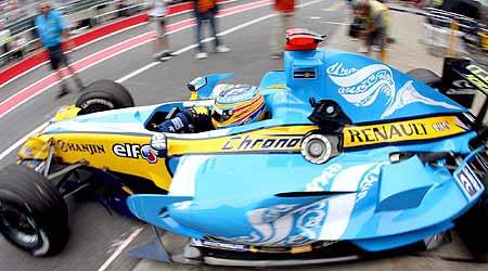 Alonso en Canadá