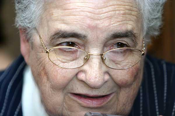 Muere Marta Mata, presidenta del Consejo Escolar del Estado. (Efe)