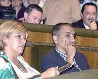 Reñones y Yagüe, en una foto de archivo (Foto: Efe)
