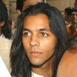 'Farruquito' durante una de las jornadas del juicio contra él en la Audiencia de Sevilla. (Eduardo Abad / Efe)