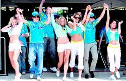 Indianápolis, el último podio virgen