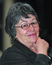 La sex�loga Pilar Crist�bal.