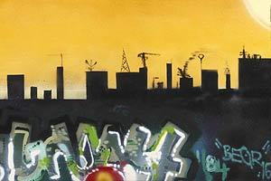 El graffiti en el Museo de Brooklyn