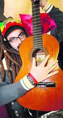 Huecco «Me gusta desde el flamenco rancio hasta el tango y el hardcore»
