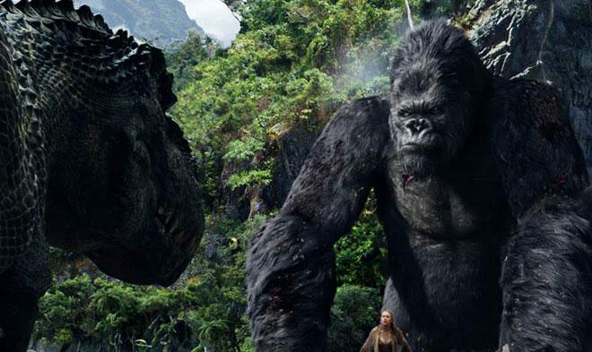 'King Kong' estará disponible para descarga desde el día de su salida en DVD