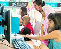 Nova 'ciberaula' a Sant Joan de Déu