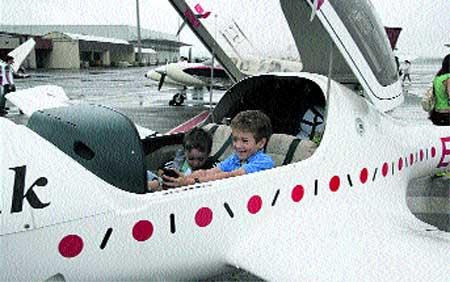 Soñando con pilotar un avión