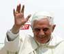 El Papa se despide.