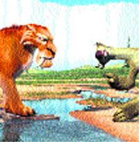 Los animales protagonizan un largo viaje para salvarse