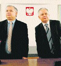 Poder gemelo en Polonia