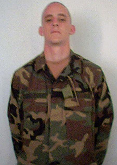 El soldado Steven Green, acusado de violar una iraquí y asesinarla junto a su familia