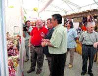 Feria Empresarial de la comarca
