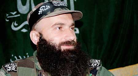 Muere el líder checheno Basáyev. (Stringer / Reuters)