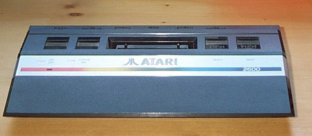 consolas de videojuegos atari