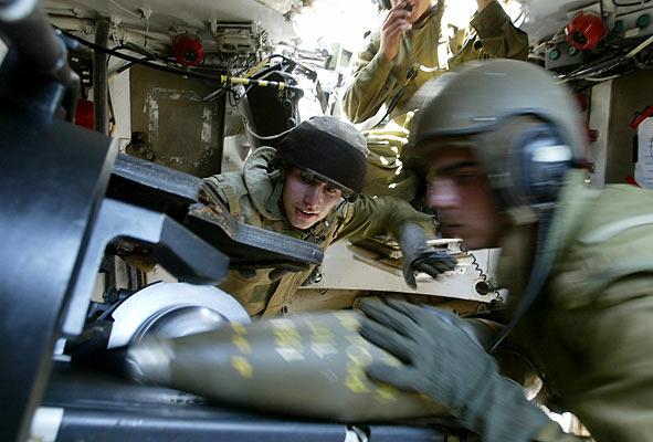120706 Soldados en el Líbano