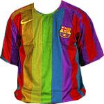 camiseta barça gay