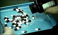 Cóctel de retrovirales contra el sida