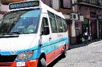 El bus de la Alfalfa lo usan sólo un 2% de los viajeros previstos