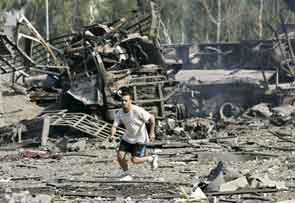 Terror en el L�bano