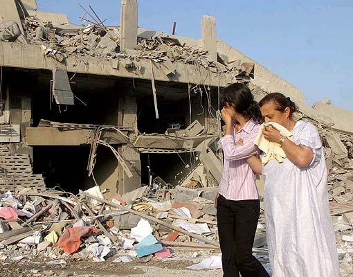 190706 Líbano en ruinas
