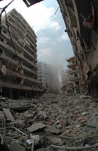 200706 Beirut, ciudad fantasma