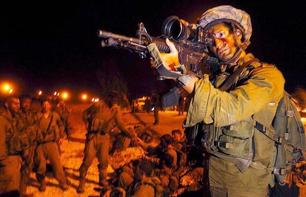 250706 Soldado israelí en el Líbano