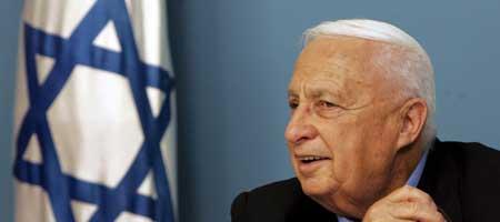 Imagen de archivo del ex primer ministro israelí, Ariel Sharon. (Efe)