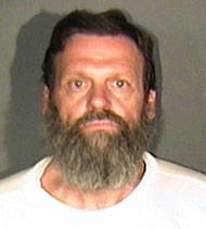 Foto de la detención de Robert Browne, proporcionada por el sheriff del condado de El Paso, Colorado.
