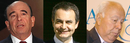 Influyentes: Botín, Zapatero y Polanco