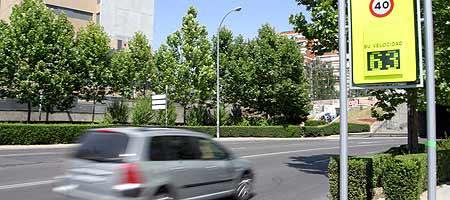 Tráfico duplica desde hoy los controles de velocidad, especialmente en las vías de doble sentido.
