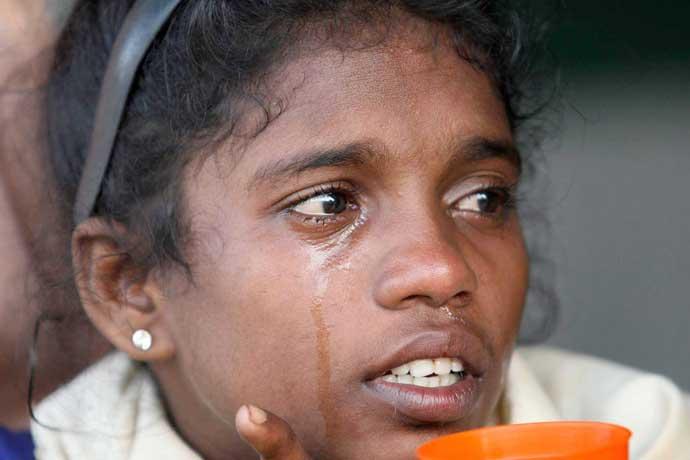 Conflicto en Sri Lanka